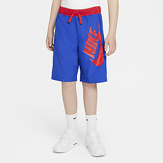 Nike Sporstwear Big Kids' (Boys') Woven Shorts