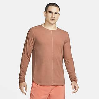 Nike Yoga Långärmad tröja för män