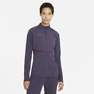 Nike Dri-FIT Academy Camiseta de entrenamiento de fútbol - Mujer