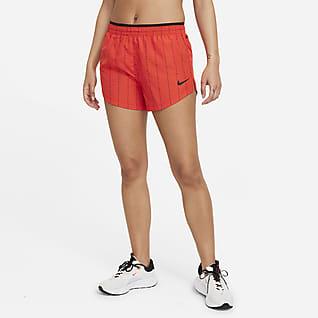 Nike Dri-FIT Tempo Luxe Icon Clash Löparshorts för kvinnor