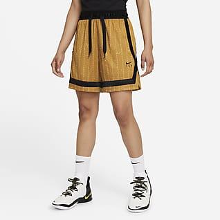 Nike Dri-FIT Swoosh Fly Crossover Basketshorts för kvinnor