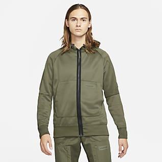 Nike Sportswear Air Max Pánská mikina s kapucí a zipem po celé délce