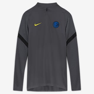 Inter Milan Strike Camiseta de entrenamiento de fútbol para hombre