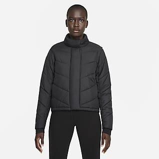 Nike Therma-FIT Repel Sentetik Dolgulu Kadın Golf Ceketi