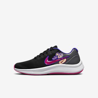 Nike Star Runner 3 SE Big Kids' Road Running Shoes