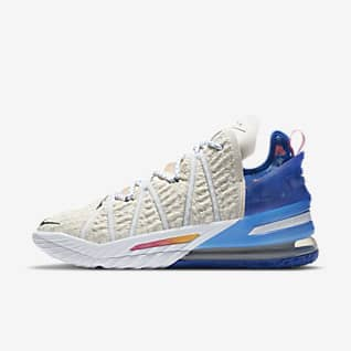 "LeBron 18 ""Los Angeles By Day"" Sapatilhas de basquetebol"