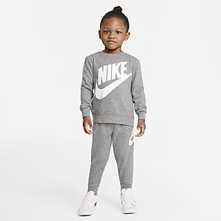 Nike Toddler Crew and Joggers Set