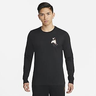 ジョーダン ジャンプマン メンズ ロングスリーブ Tシャツ