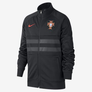 Portugal Older Kids' Football Jacket