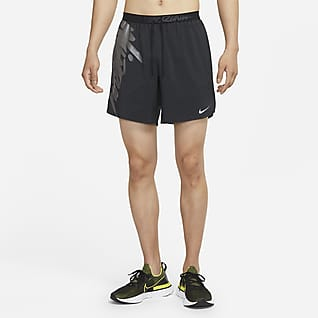 "Nike Dri-FIT Flex Stride Wild Run 7"" 男子无衬里跑步短裤"