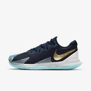NikeCourt Air Zoom Vapor Cage 4 Sert Kort Erkek Tenis Ayakkabısı