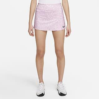 ナイキコート Dri-FIT ビクトリー ウィメンズ プリンテッド テニススカート