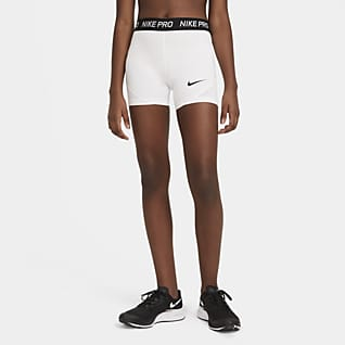 Nike Pro Big Kids' (Girls') Boyshorts