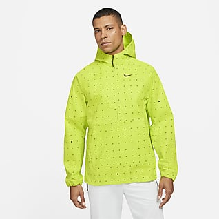 Nike Repel Pánská golfová větrovka spotiskem