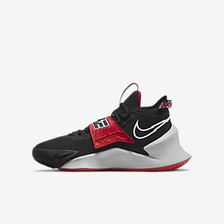 Nike Future Court 3 Little/Big Kids' Basketball Shoes