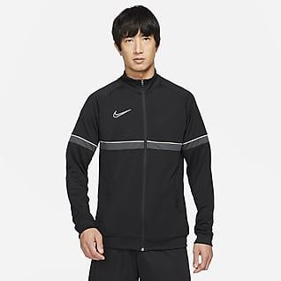 Nike Dri-FIT Academy Chamarra de entrenamiento de fútbol de tejido Knit para hombre