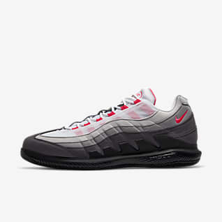 NikeCourt Zoom Vapor X Air Max 95 Men's Tennis Shoe