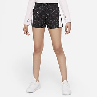 Nike Dri-FIT 10K2 Shorts da running stampati - Ragazza