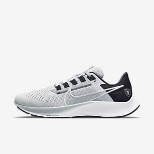 Nike Air Zoom Pegasus 38 (NFL Las Vegas Raiders) Men's Running Shoe
