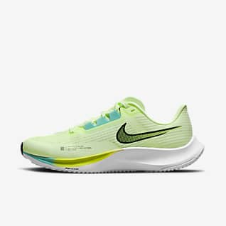 Nike Air Zoom Rival Fly 3 รองเท้าวิ่งโร้ดเรซซิ่งผู้หญิง