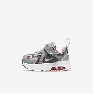 Girls Air Max 200 Shoes.