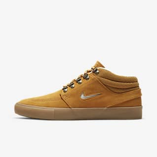 Nike SB Zoom Stefan Janoski Mid Premium Skateboardová bota