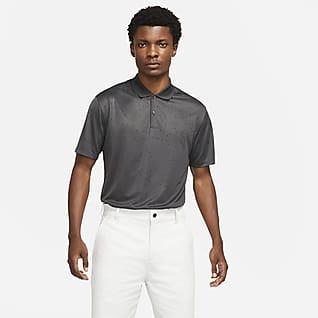 Nike Dri-FIT Victory Polo de golf estampada para hombre