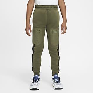 Nike Sportswear Air Max Běžecké kalhoty pro větší děti (chlapce)