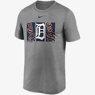 Nike Dri-FIT Triptych Logo Legend (MLB Detroit Tigers) Men's T-Shirt