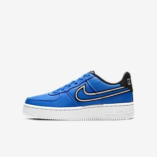 nike air force 1 lv8 blu