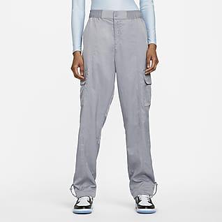 ตำนาน Jordan กางเกงขายาวอเนกประสงค์ผู้หญิง