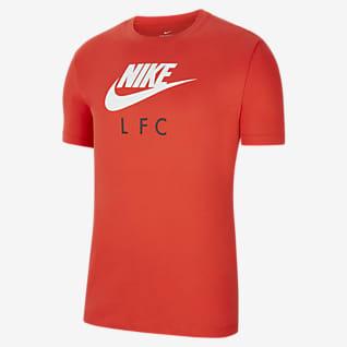 Liverpool FC Erkek Futbol Tişörtü