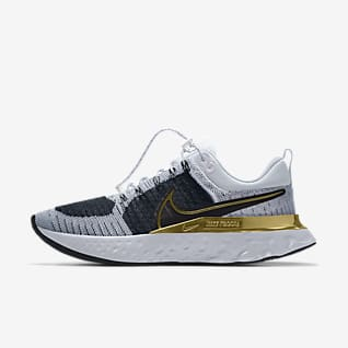 Nike React Infinity Run Flyknit 2 By You Custom hardloopschoen