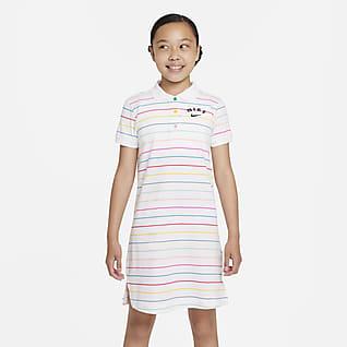 Nike Sportswear Big Kids' (Girls') Polo Dress