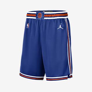 Knicks Statement Edition 2020 Spodenki męskie Jordan NBA Swingman