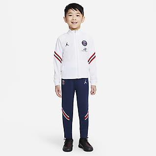 Paris Saint-Germain Strike Футбольный костюм для дошкольников