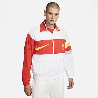 Liverpool F.C. Men's Woven Jacket