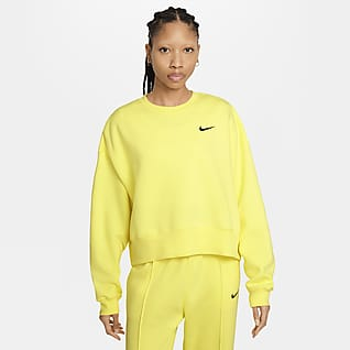 Nike Sportswear Top de lã cardada para mulher