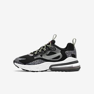 Nike Air Max 270 React SE รองเท้าเด็กโต