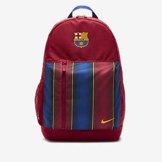 Stadium del FC Barcelona Mochila de fútbol para niños
