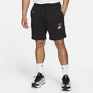 Nike Sportswear Essentials+ Shorts de French Terry para hombre