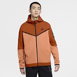 Nike Sportswear Tech Fleece Hettejakke til herre