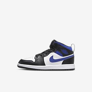 Jordan 1 Mid Обувь для дошкольников