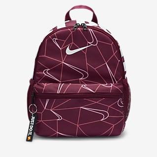 Nike Brasilia JDI Mini Rugzak met print voor kids