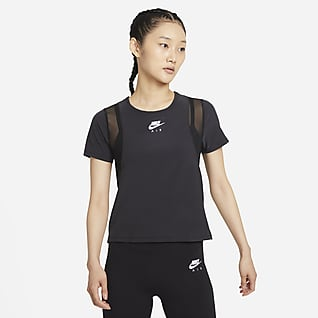 Nike Air 女款跑步上衣