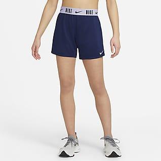 """Nike Dri-FIT Trophy 大童 (女童) 6"""" 訓練短褲"""