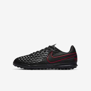 Nike Jr. Tiempo Legend 8 Club TF Ποδοσφαιρικό παπούτσι για τεχνητό χλοοτάπητα για μικρά παιδιά