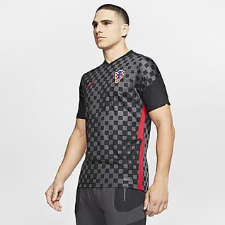 Koszulka wyjazdowa Chorwacja Stadium 2020 Męska koszulka piłkarska