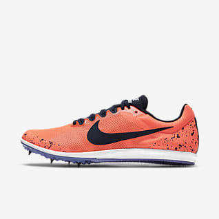 Nike Zoom Rival D 10 Calzado de atletismo con clavos para media distancia