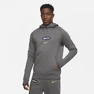 Tottenham Hotspur Men's Fleece Pullover Soccer Hoodie
